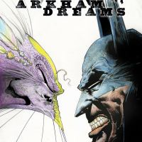 "Sam Kieth Makes Long-Awaited Return to The Outback in ""Batman / The Maxx: Arkham Dreams"""