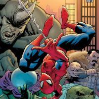 Go Behind The Scenes of AMAZING SPIDER-MAN #1!