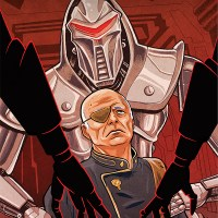 Dynamite Enlists Michael Moreci For Battlestar Galactica Series!