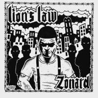 """Lion's Law - Zonard 7"""" (Une Vie Pour Rien)"""