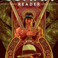 The Conan Reader – Kurt Busiek, P Craig Russell, Timothy Truman, Kelley Jones, Fred Van Lente, Ariel Olivetti, Jimmy Palmiotti, Mark Texiera, Eric Powell, Len Wein, Bruce Timm & Marian Churchland (Dark Horse)