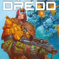 Judge Dredd: Cold Wars – Rob Williams, John Wagner, Michael Carroll, Trevor Hairsine, Barry Kitson, Dylan Teague, Dan Cornwell, PJ Holden, Colin MacNeil, Paul Davidson, Abigail Bulmer, Quinton Winter, Chris Blythe, Annie Parkhouse & Simon Bowland (Rebellion)