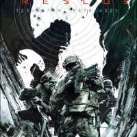 "The game is far from over as Brian Wood continues his run in the ""Aliens"" universe"