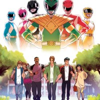The secret history of the Power Rangers is revealed!