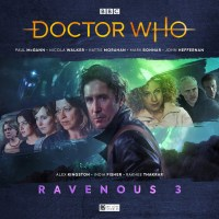 Doctor Who: Ravenous 3