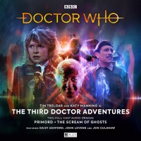 Doctor Who: The Third Doctor Adventures Volume 5