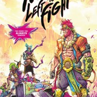 No One Left to Fight #1 - Aubrey Sitterson, Fico Ossio & Taylor Esposito (Dark Horse)
