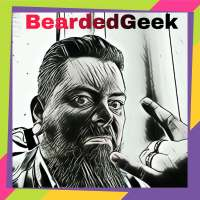 Bearded Geek: Episode VII: The Geek Goes To War...