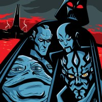 Chilling Tales of a Galaxy Far, Far Away RETURN TO VADER'S CASTLE...