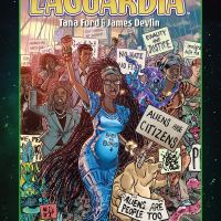 LaGuardia – Nnedi Okorafor, Tana Ford & James Devlin (Berger Books)