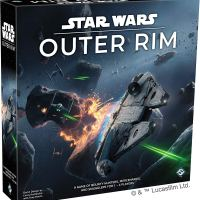 Star Wars: Outer Rim (Fantasy Flight Games)