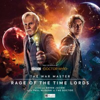 Doctor Who: The War Master: Rage of the Time Lords