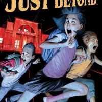 Just Beyond: The Scare School – R.L. Stine & Kelly & Nichole Matthews (KaBOOM!)