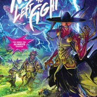 No One Left to Fight #3 – Aubrey Sitterson, Fico Ossio & Raciel Alviva (Dark Horse Comics)