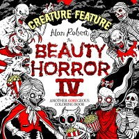 Beauty of Horror Expands with Tarot Card Kickstarter, Halloween Trailer, and New Coloring Book...