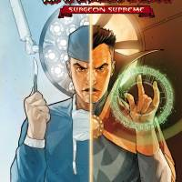 Make your appointment to see Dr. Strange with the Dr. Strange #1 trailer!