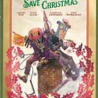 Hazel & Cha Cha Save Christmas: Tales from the Umbrella Academy – Gerard Way, Scott Allie, Tommy Lee Edwards & John Workman (Dark Horse Comics)