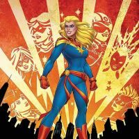 Captain Marvel: Re-Entry – Kelly Thompson, Carmen Carnero & Tamra Bonvillain (Marvel)