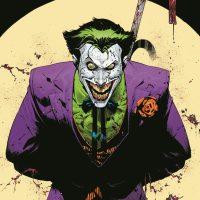 The Joker 80th Anniversary 100-Page Super Spectacular #1 arrives in April...