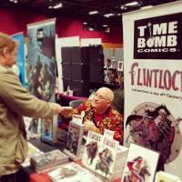Steve Tanner (Time Bomb Comics)