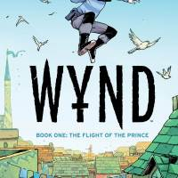 James Tynion IV & Michael Dialynas Reunite for WYND Graphic Novel Trilogy from BOOM! Studios