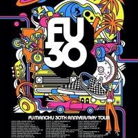 Fu Manchu Celebrates 30th Anniversary With Massive Global Tour...