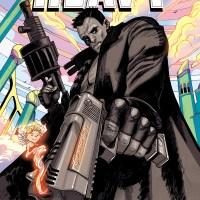 Vault Announces HEAVY, a New Series from Max Bemis & Eryk Donovan...