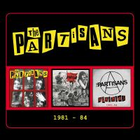 The Partisans – 1981-84 – 3xCD (Cherry Red Records)