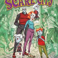 Scare City – Paul Jenkin & Fred Pham Chuong  (Big/Humanoids)
