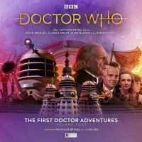 Doctor Who: The First Doctor Adventures Volume Four