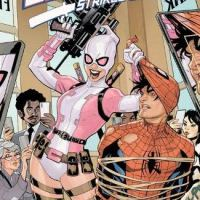 Gwenpool Strikes Back – Leah Williams, David Baldeon, Jesus Aburtov & Guru-eFX (Marvel)