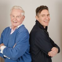Sir Derek Jacobi vs Paul McGann in new Doctor Who audio spin-off...