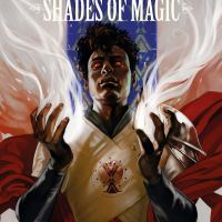 Shades of Magic: The Steel Prince The Rebel Army – V.E. Schwab, Andrea Olimpieri, Enrica Eren Angiolini & Rob Steen (Titan Comics)