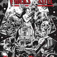 The Dreaded Sith Lord will Haunt Your Dreams in IDW's STAR WARS: GHOSTS OF VADER'S CASTLE Comic Book