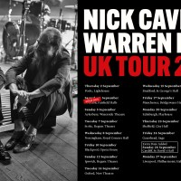 Nick Cave And Warren Ellis Announce Cardiff Date For Autumn 2021 Tour
