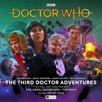 Doctor Who: The Third Doctor  Adventures Volume Seven