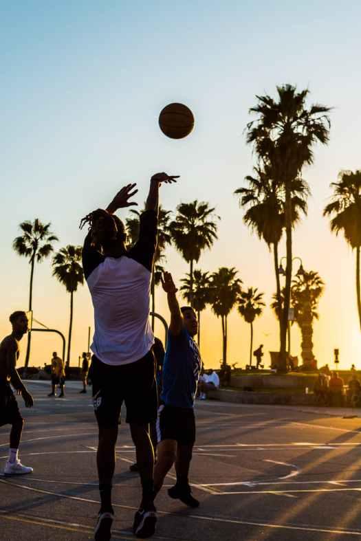 action backlit ball basketball