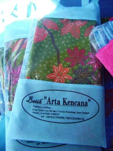 Batik Arta Kencana, Batik Khas Pemalang (Taman Asri)