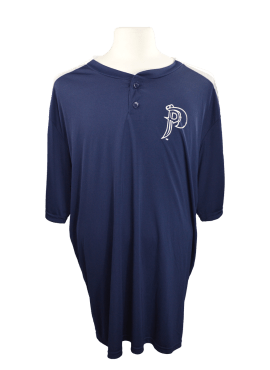 Alternate Baseball Jersey- Navy
