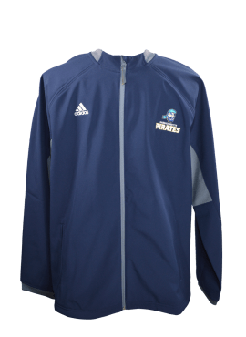 Adidas Primary Dugout Jacket- Navy