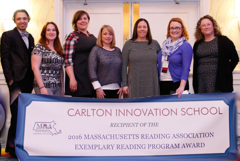 2016 Exemplary Reading- Literacy Resources and Awards