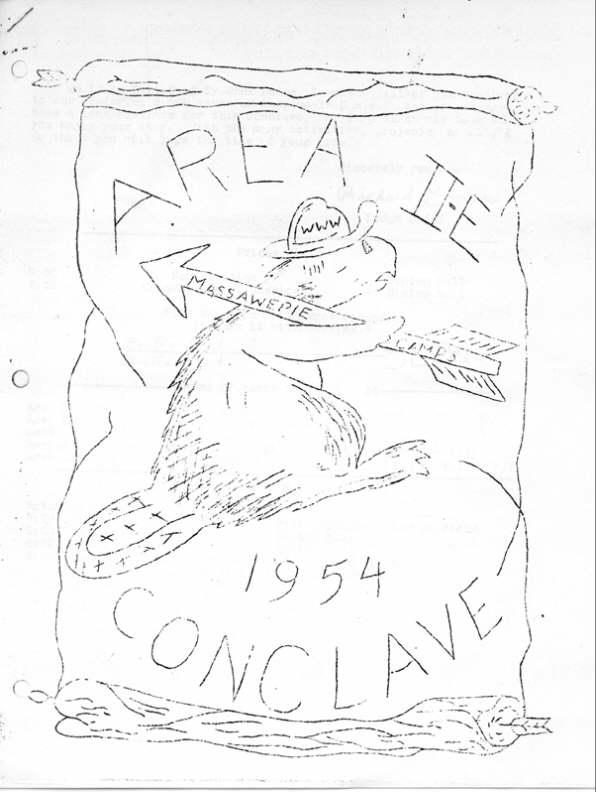 Massawepie Documents: 1952-1959