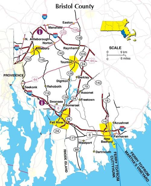 Map Of South Shore Ma : south, shore, South, Shore, World, Atlas