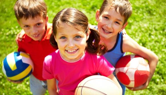 Sportoló gyerekek - masszázsmegoldások