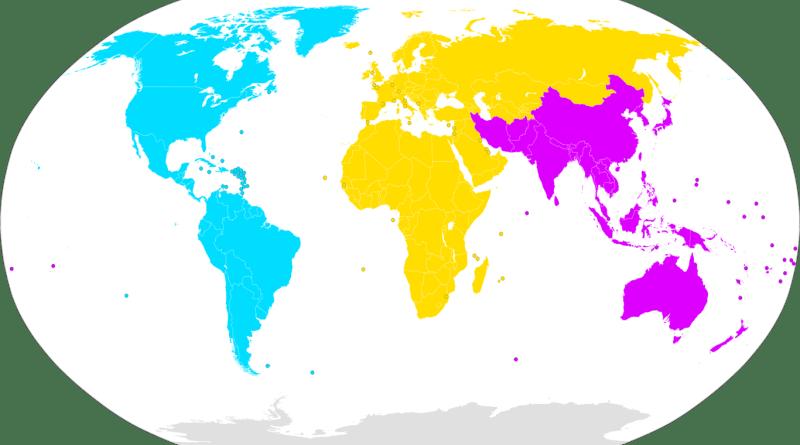 Ranking ICT Dunia