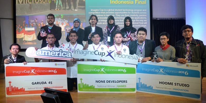 Imagine Cup Indonesia