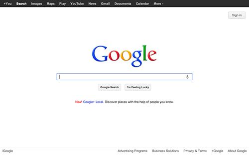 Teknologi Pelacak Google