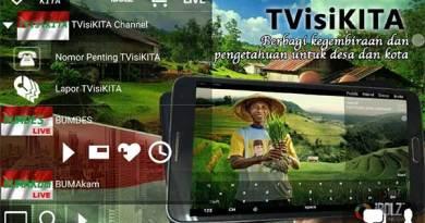 TVisiKita Layanan Mirip YouTube Bantu Berdayakan Warga Desa