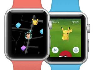 Apple Watch Pokemon Go