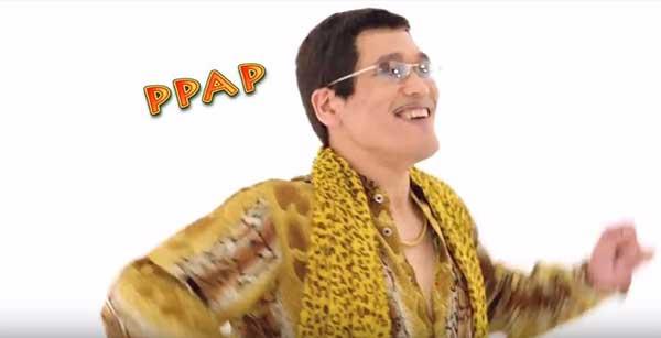 """Hebohnya Lagu """"Pen-Pineapple-Apple-Pen (PPAP)"""" di Sosial Media"""